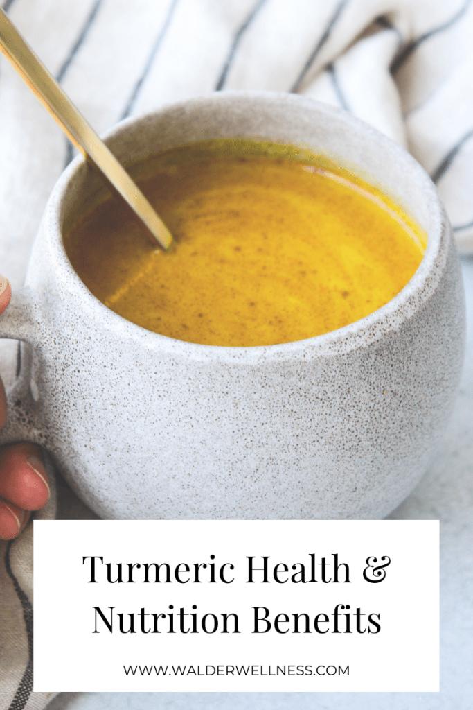 turmeric health benefits pinterest graphic